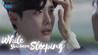 While You Were Sleeping - EP3   Suzy Puts on Medicine for Lee Jong Suk [Eng Sub]
