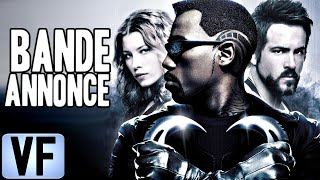Bande annonce Blade : Trinity