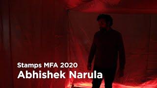 Abhishek Narula: You are (not) here