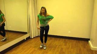Salsa Dancing Tips - Basic Hip Action