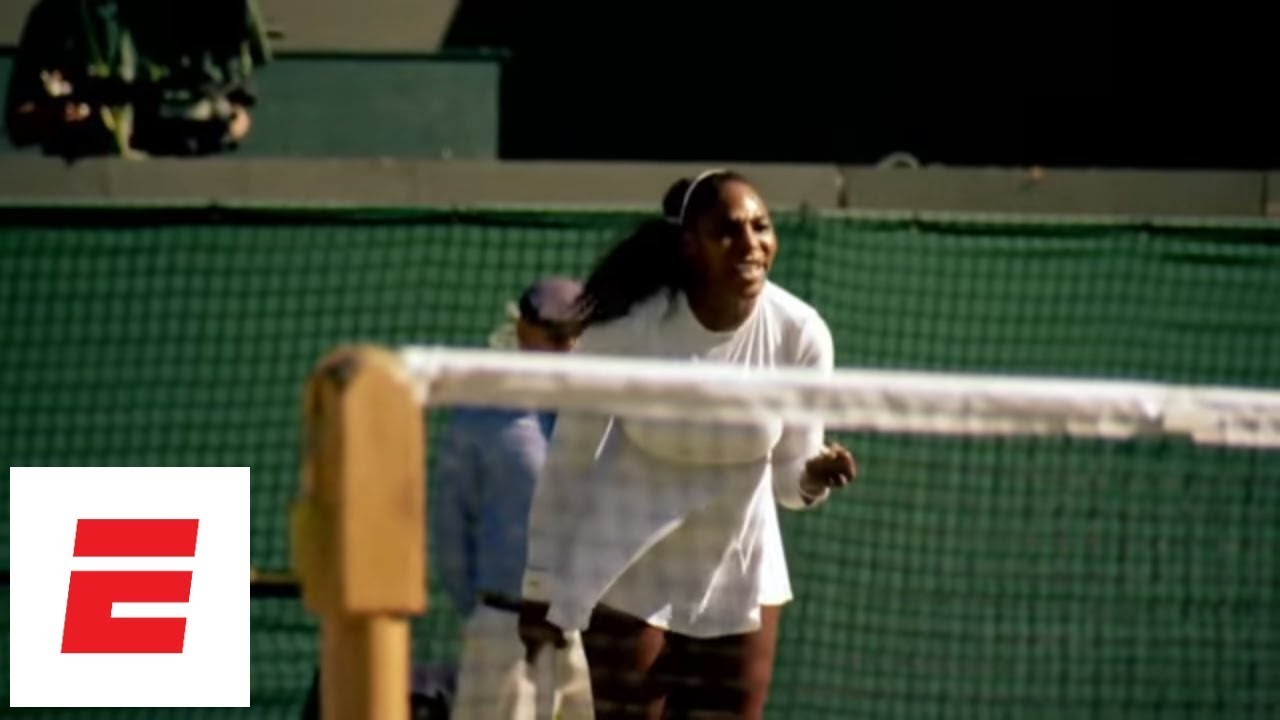 Serena Williams is a new mom and dominating at Wimbledon | ESPN