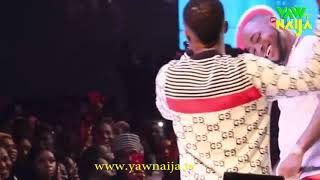Wizkid & Davido Perform 'MANYA' At The 30 Billion Concert