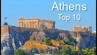 Athens Top Ten Things To Do, by Donna Salerno Travel