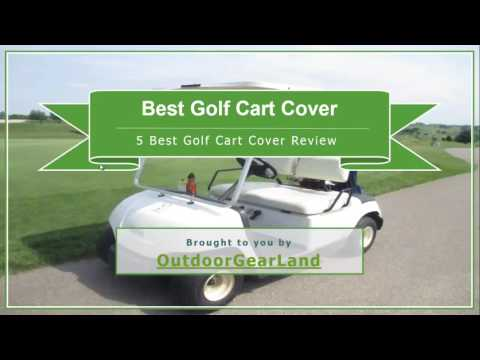 Best Golf Cart Cover