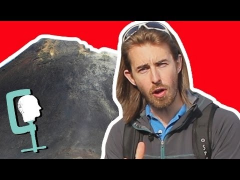 How to survive a volcanic eruption | Survival Science with Huw James | Head Squeeze