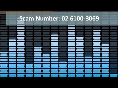 Australian Taxation Office ATO Tax Crime Scam Call