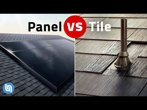 Exploring Tesla Solar Roof vs. Solar Panels