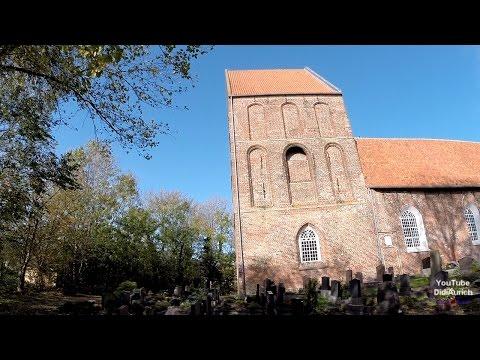 Emden Der schiefe Turm von Suurhusen Der schiefste Turm der Welt The most slanted tower in the world