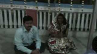 Maha Shivaratri Festival at the Shiva temple (Akhandala Mani Temple) South colony S E Railway