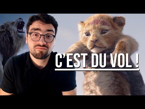 LE ROI LION 2019 NE SERT À RIEN !