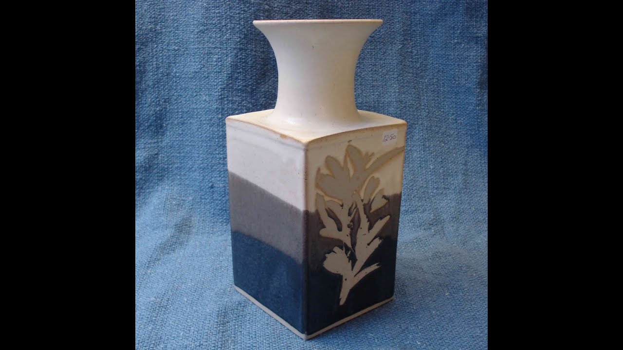 Making a square clay pottery vase part 1 youtube making a square clay pottery vase part 1 reviewsmspy