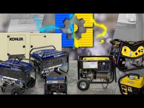 Falcon Electric - Plantas De Luz Y Generadores De Energia thumbnail