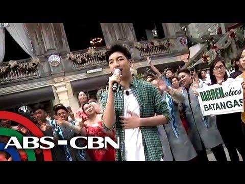 Umagang Kantahan with Darren Espanto | UKG