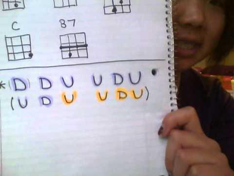 Rhythm of Love Ukulele Tutorial *EASIEST CHORDS! - YouTube