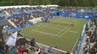 3R: Hantuchova vs. Mladenovic; Birmingham 2013 Highlights Thumbnail
