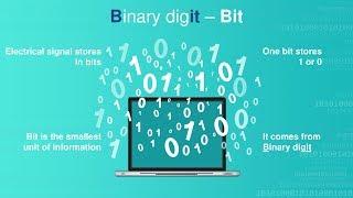 Эффективный способ перевода чисел в разные системы счисления. И как компьютер хранить информацию?