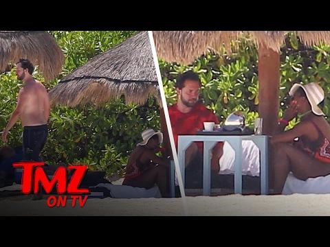 Serena Williams – Babymooning! | TMZ TV