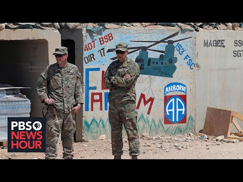 Will fallout from Soleimani killing drive U.S. troops from Iraq?