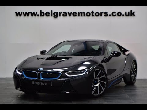 Bmw I8 Sophisto Grey Metallic Huge Spec Youtube