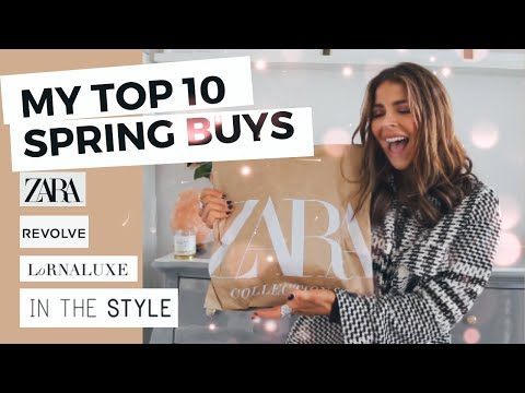 spring-haul-new-zara- -lorna-luxe- -revolve-styling-try-on