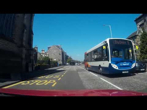 2018 Summer Drive To Balhousie Castle Perth Perthshire Scotland