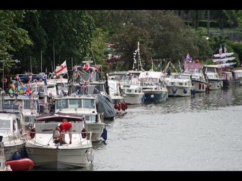 Evesham River Festival 2014