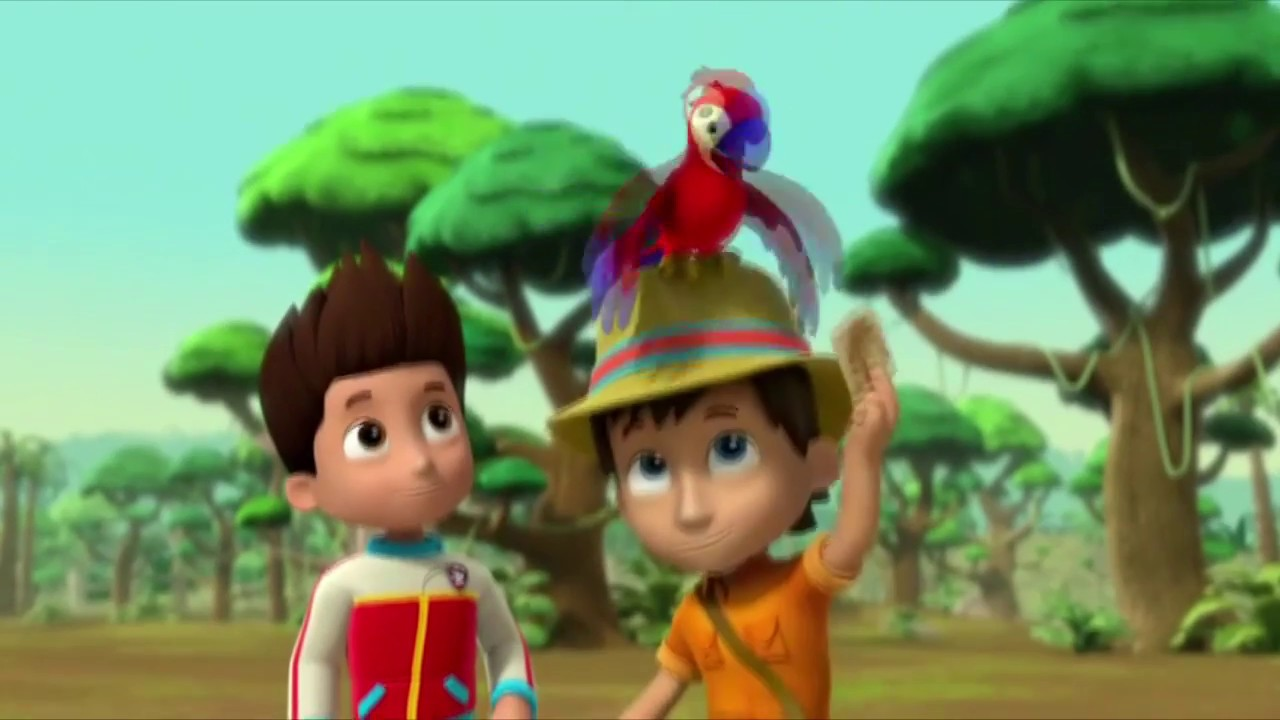 Paw Patrol - Parroting Pups - Ryder's Solution #8