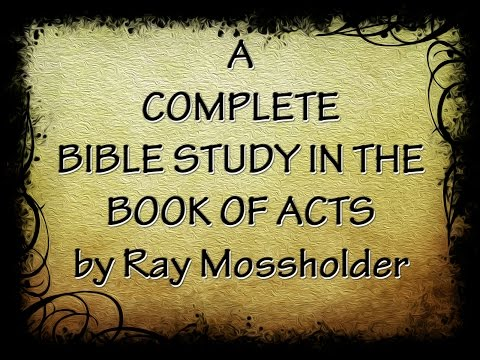 ACTS 16:  1-15 PAUL AND TIMOTHY INVADE EUROPE
