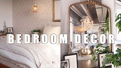 HOW TO DECORATE BEDROOM | STYLE, DESIGN, INSPIRATION