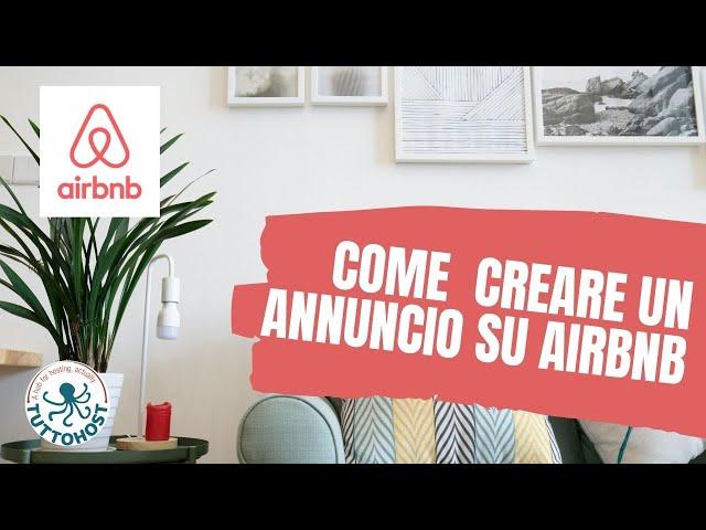 Come inserire un annuncio in Airbnb