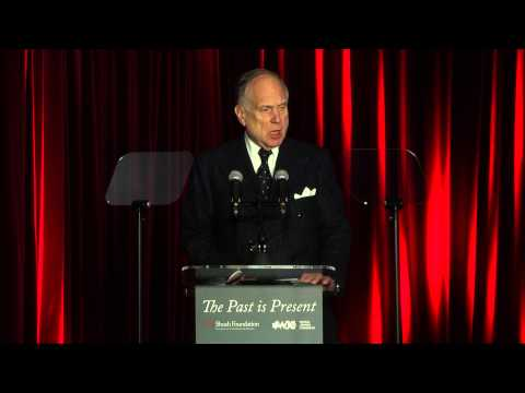 "Ronald Lauder: ""When good people look the other way"""