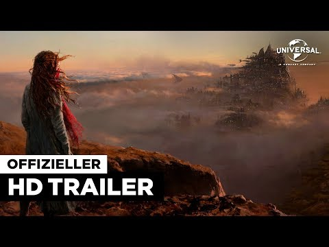 Mortal Engines - Krieg der Städte - Trailer HD deutsch / german - Trailer FSK 12