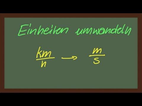 mathematik einheiten umwandeln lautlos youtube