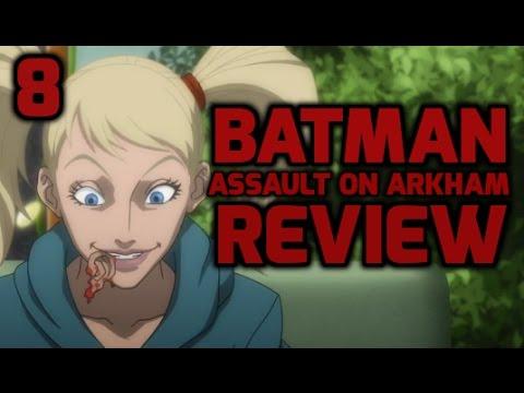 Download Batman Assault on Arkham Review - TorchSheep