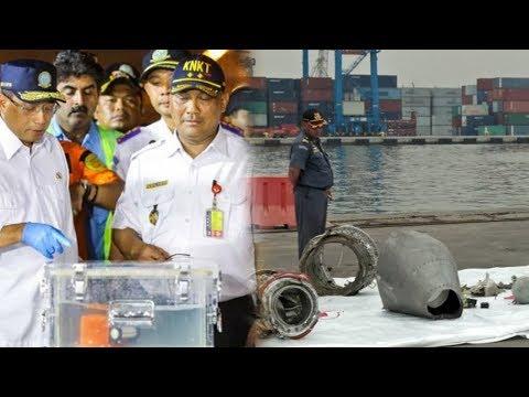 Usai Black Box Diteliti, KNKT Sebut Pesawat Lion Air PK-LQP Sudah Rusak 3 Kali Berturut-turut Mp3