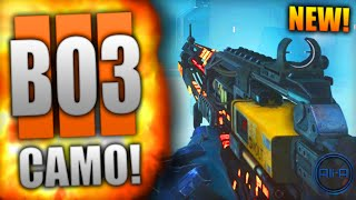 Black Ops 3 CAMO! (BONUS Supply Drop Opening...!)