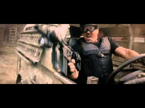 The Expendables 2 - Gag Reel 1