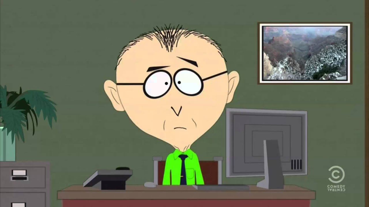 Quotes For Computer Wallpaper South Park Mr Mackey Mmkay Youtube