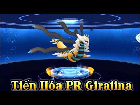 Tiến Hóa PR Giratina Trở Thành Pokemon Buff Hệ Hồn Siêu Mạnh Trở Về Nguyên Thủy Pokemon Legends Top
