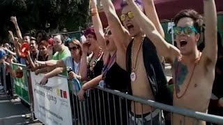 Gay Pride International Remix 2015