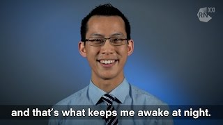What Keeps Me Awake: Eddie Woo and why maths matters