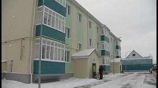 Половину квартир в новом доме в Шапше отдадут переселенцам из ветхого жилья