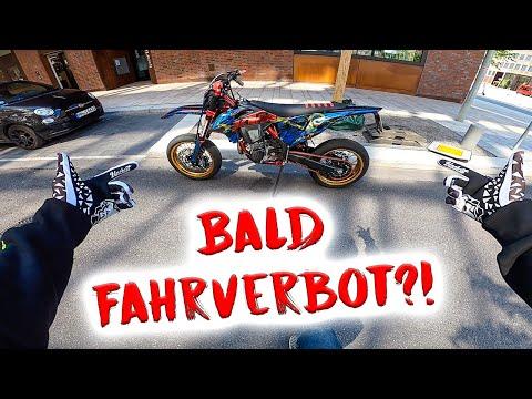 motorrad-fahrverbot!