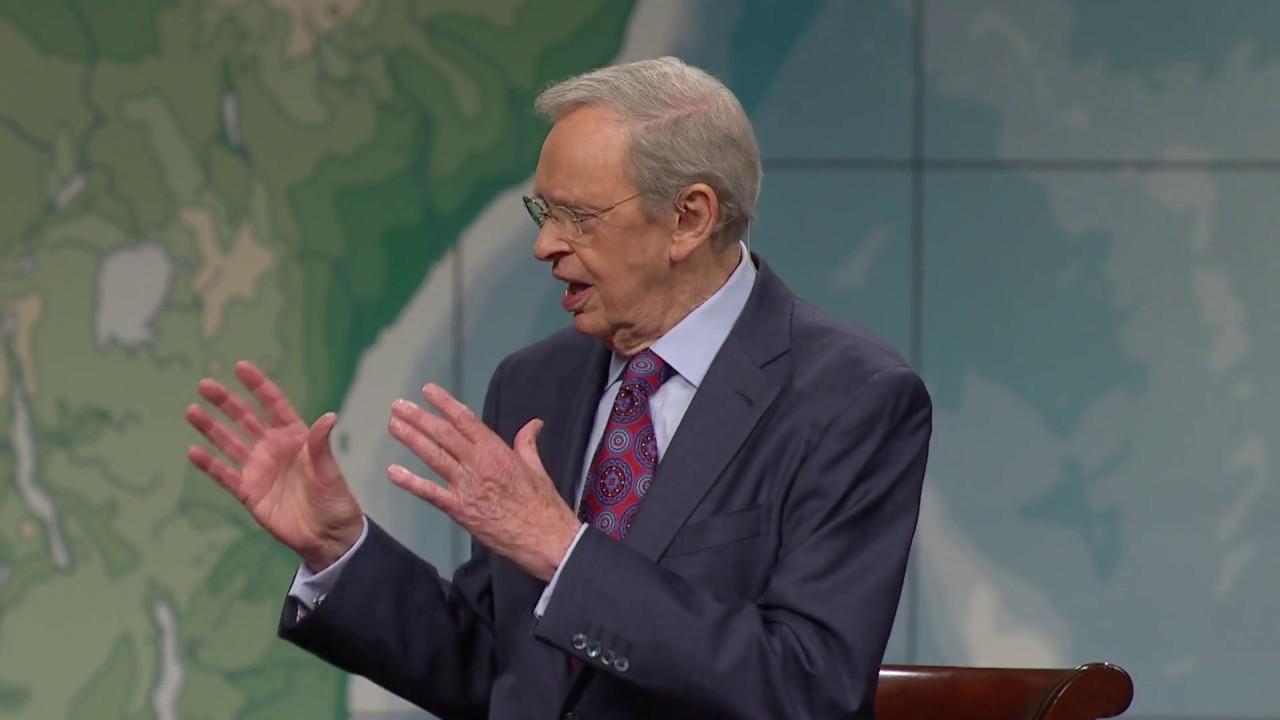 Nuestras convicciones en torno al Espíritu Santo – Dr. Charles Stanley