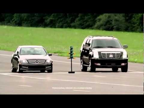 Cadillac Escalade Vs Mercedes Cle C