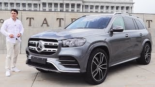 2020 Mercedes GLS AMG - GLS 400d | Full Drive Review LONG + Sound