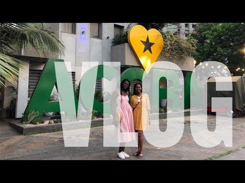 NEKI'S TRAVEL DIARY | ACCRA STREET MARKETS & CUPCAKE BOUTIQUES