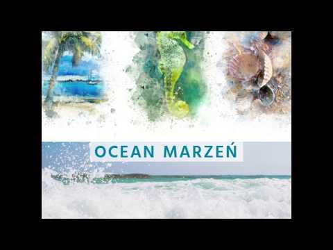 Ocean marzeń //  Ocean of dreams papiery do decoupage