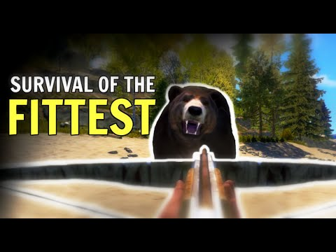 RUST | SURVIVAL OF THE FITTEST thumbnail