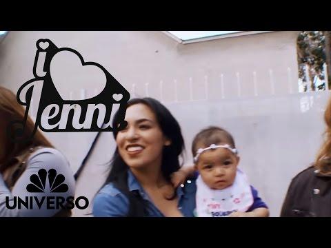 El hijo de Jenni pintó un mural para su mamá   I love Jenni   Universo